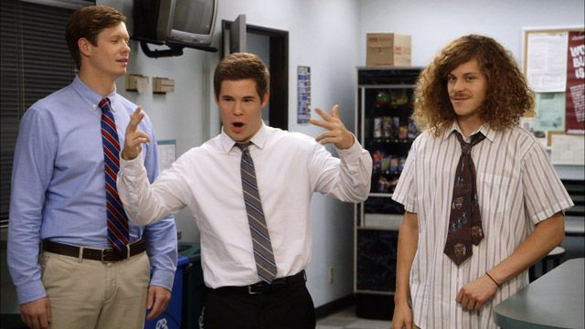 Workaholics: S'not Funny