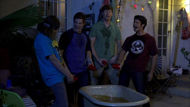Workaholics: In Laid Man's Terms