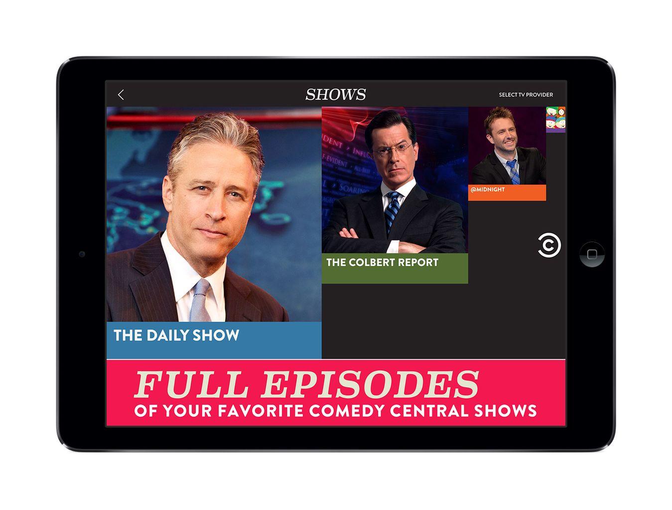 iPad Full Episode