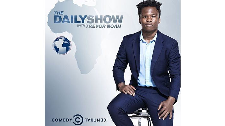 Press Release Image, The Daily Show International, Africa