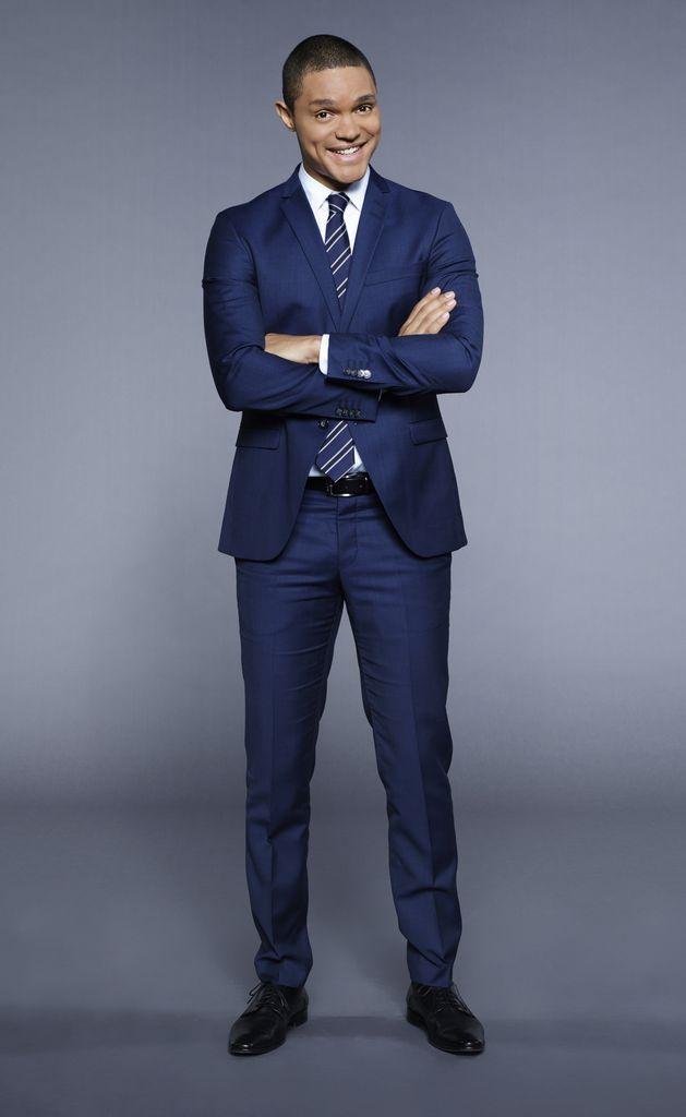 Trevor Noah | Bio | The Daily Show with Trevor Noah | Comedy ...