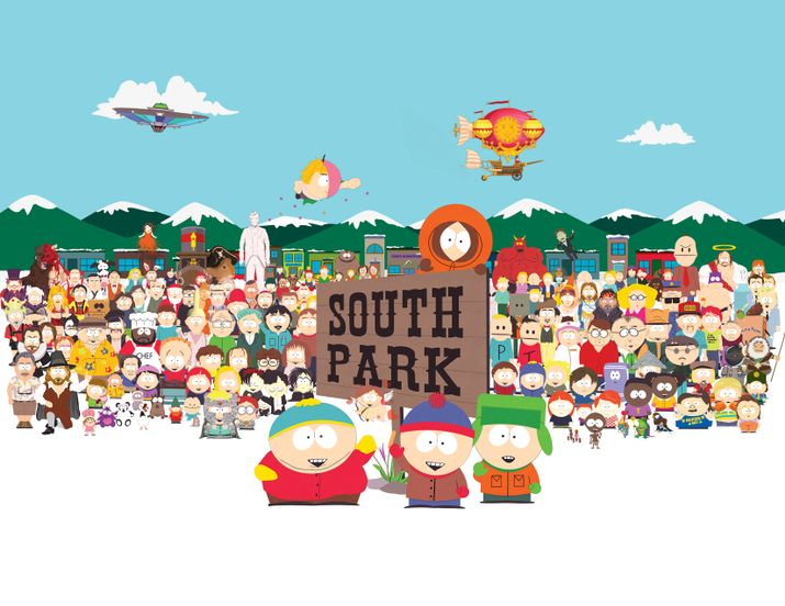 Gallery Image for South Park, All Characters