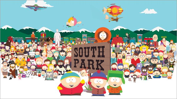 Press Release Image for South Park, 09-08-14