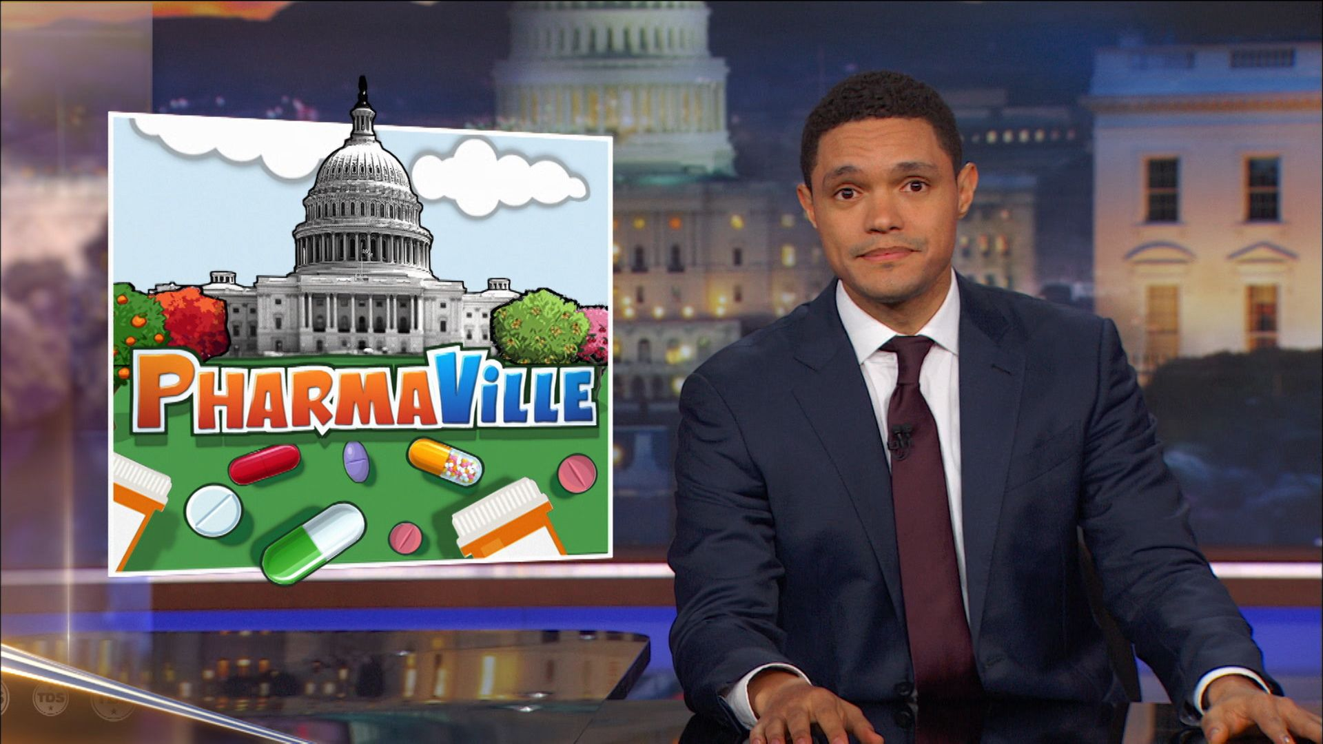 trevor noah daily show episode guide