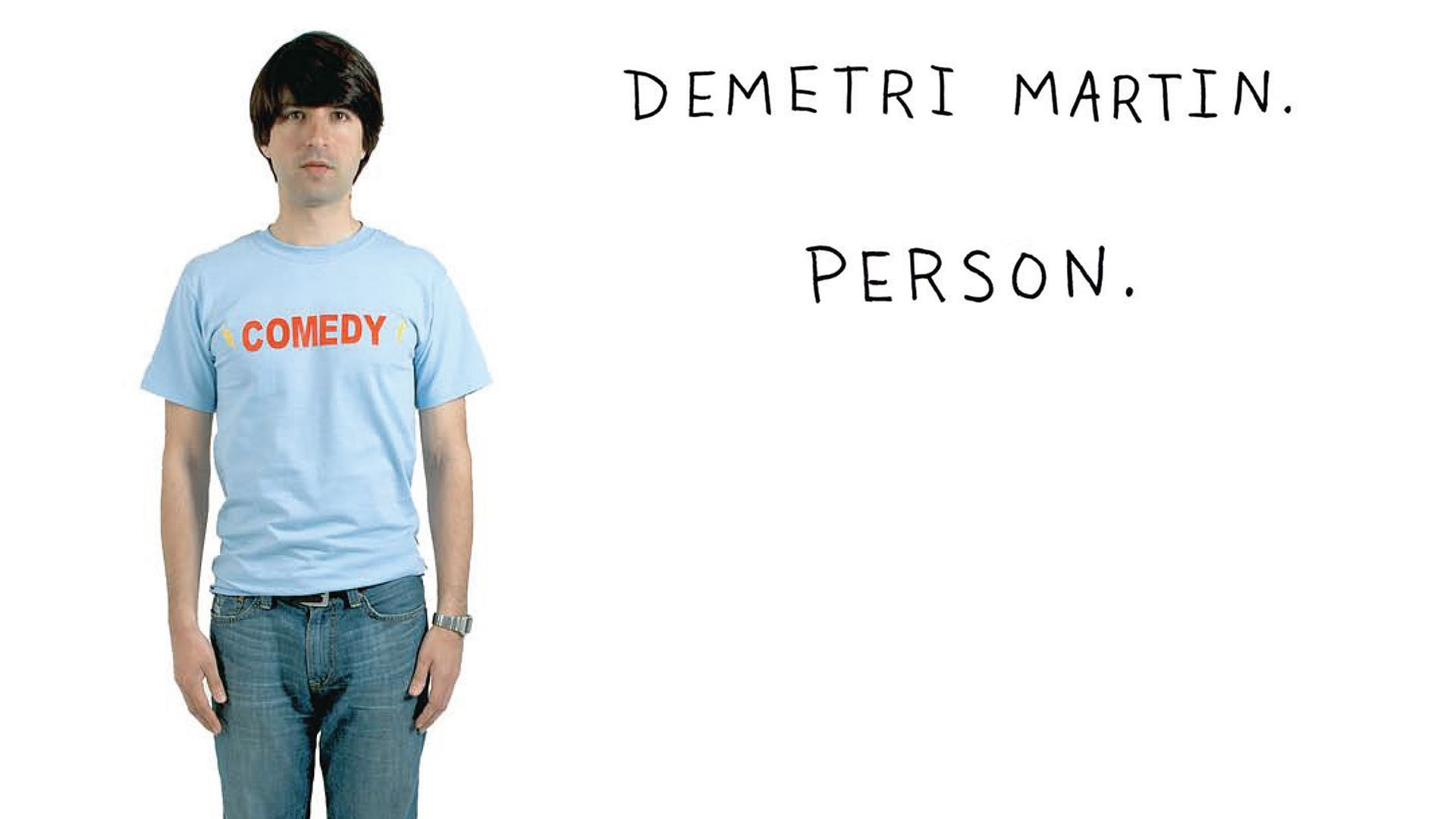 demetri martin essay Dates and cities for demetri martin's let's get awkward stand up tour .