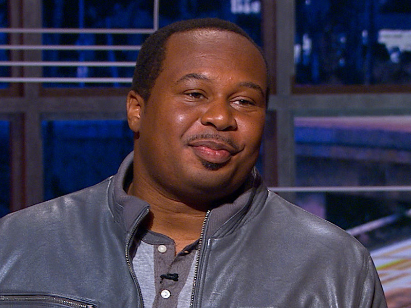 Roy Wood Jr Stand Up Comedian Comedy Central Stand Up