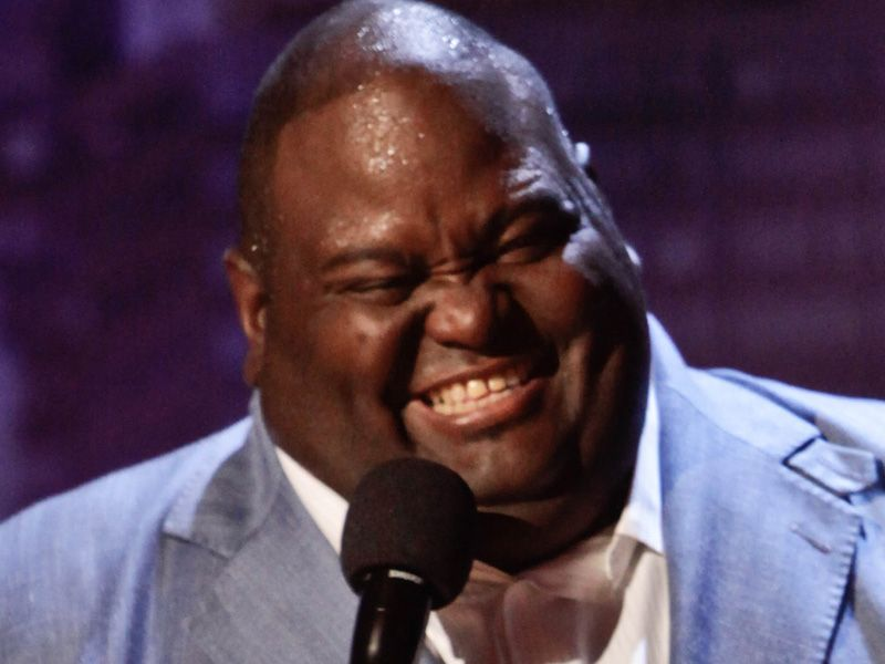 Lavell Crawford comedian