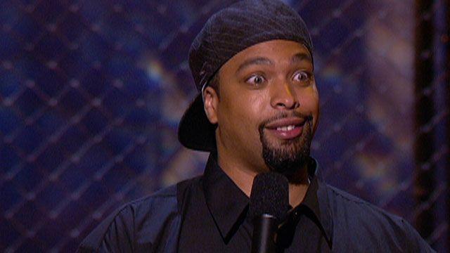 Deray Davis Black Men Comedy Central Presents Video Clip Comedy Central