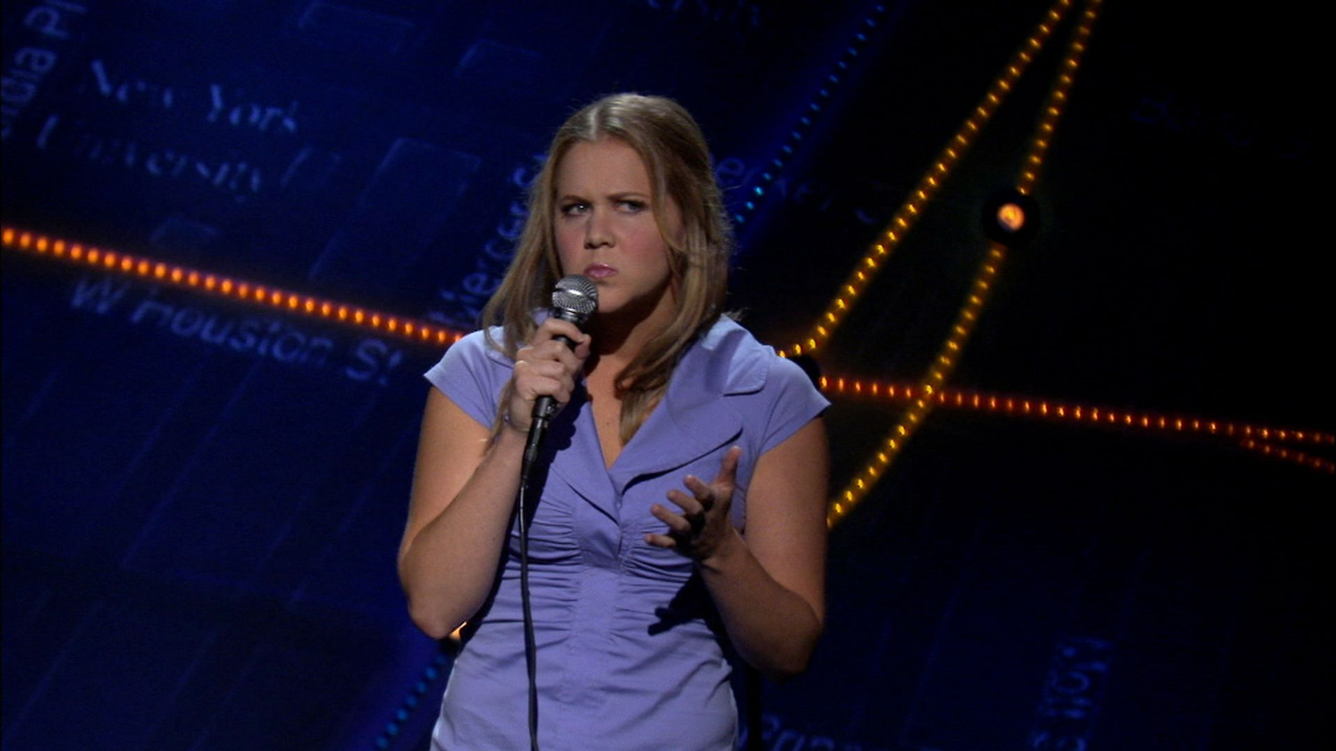 Amy Schumer - God Is Not the Father - John Oliver\u0027s New York Stand ...