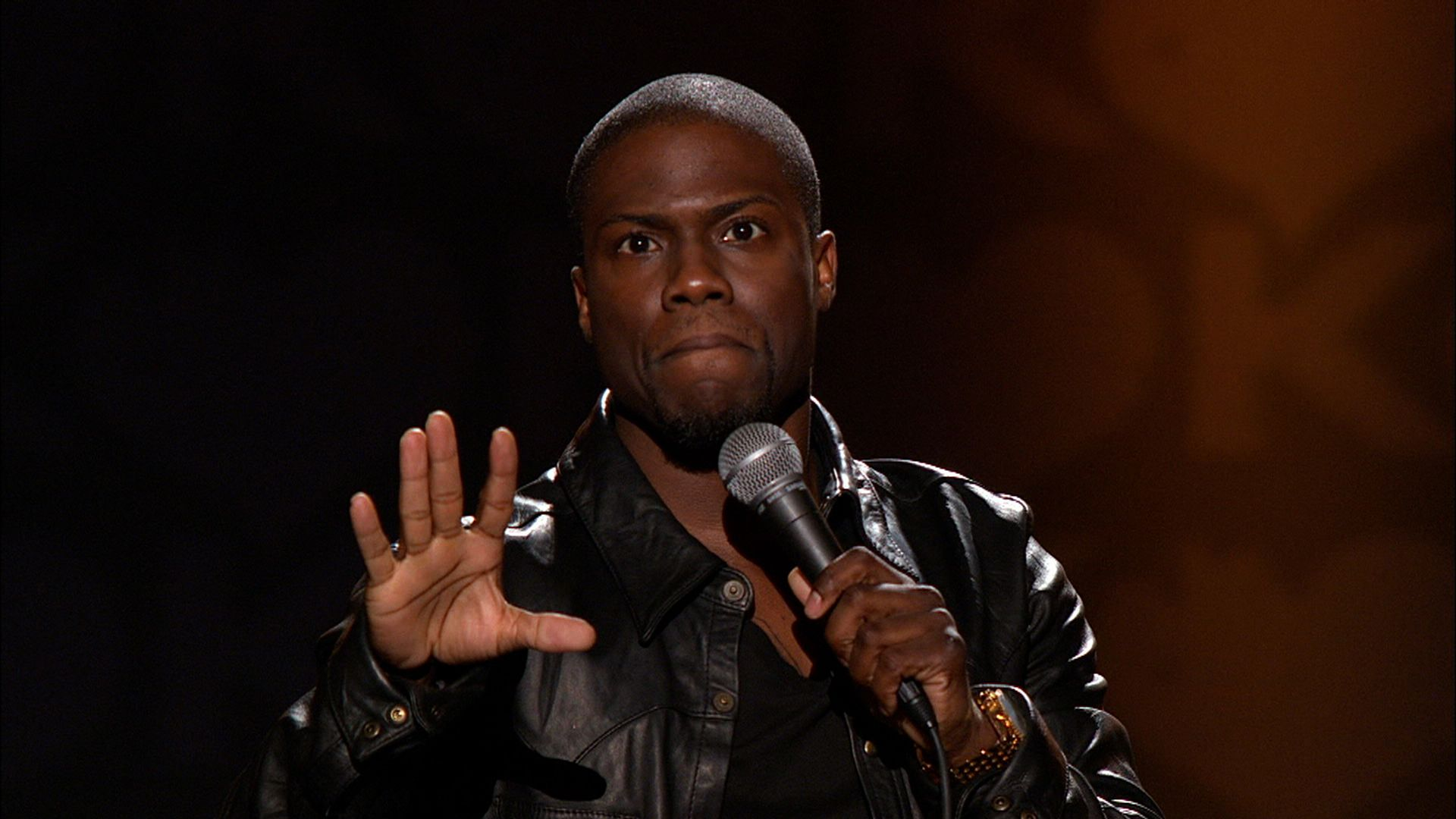 Kevin Hart - Permission to Cuss - Kevin Hart: Seriously ...  Kevin Hart - Pe...