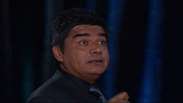 from Izaiah george lopez gay