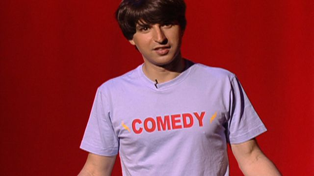 Doors Demetri Martin Video Comedy Central Stand Up