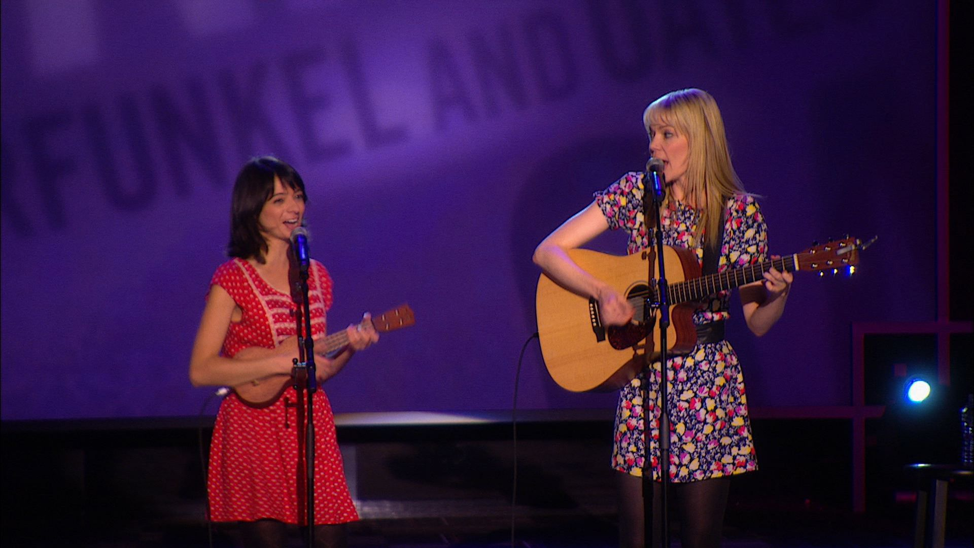 Garfunkel and Oates - Sex with Ducks - The Half Hour ...
