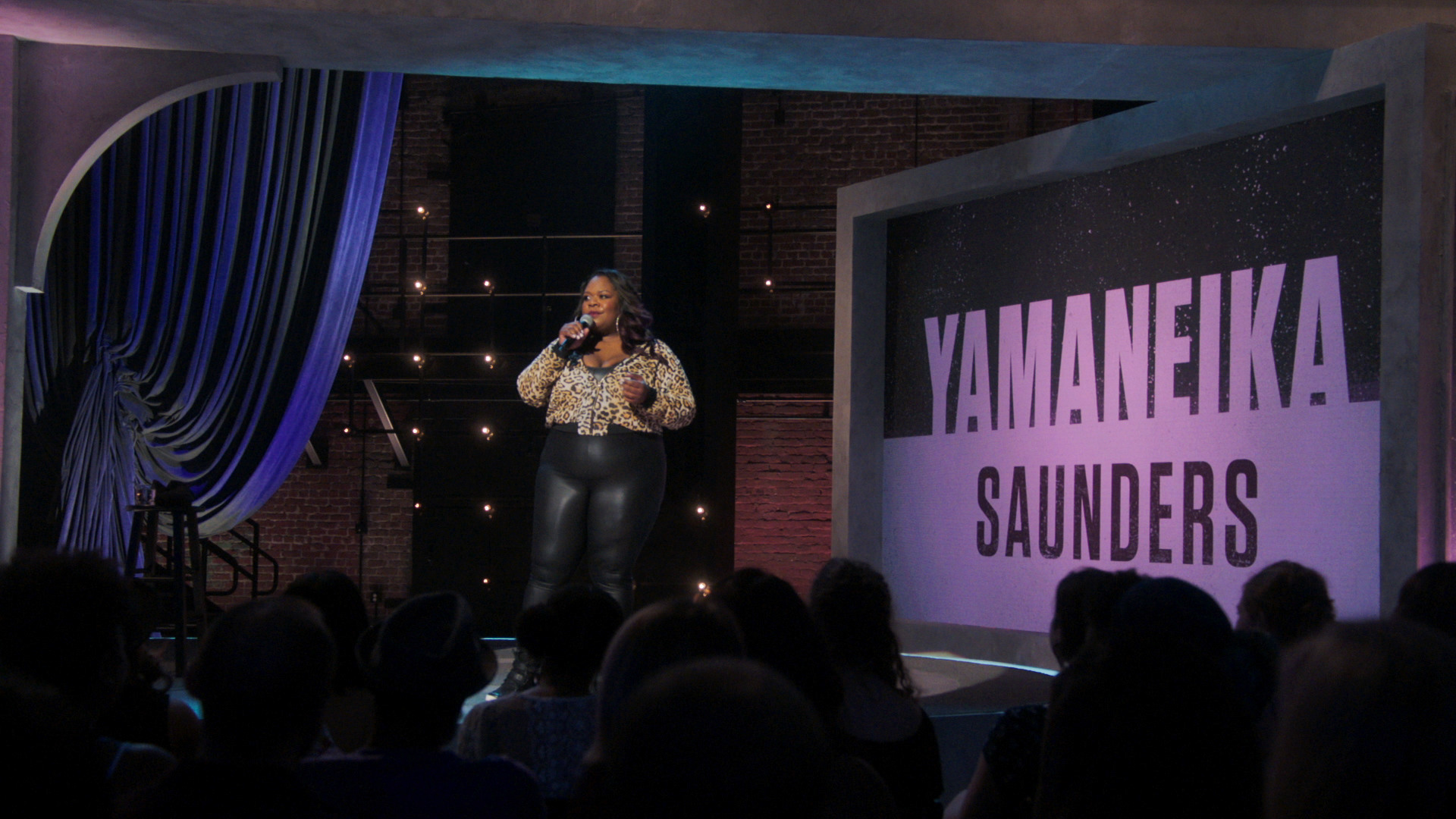Yamaneika Saunders