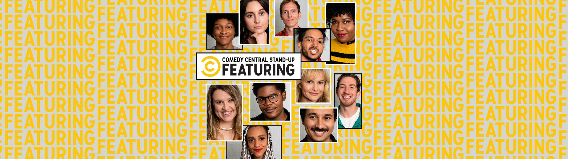 Comedy Central Stand-Up Featuring on FREECABLE TV