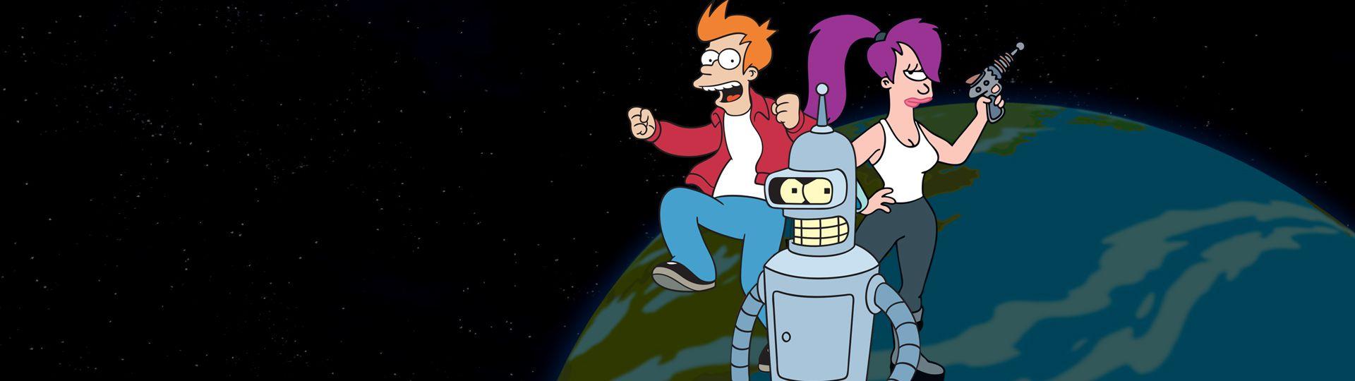 скачать Futurama торрент - фото 5