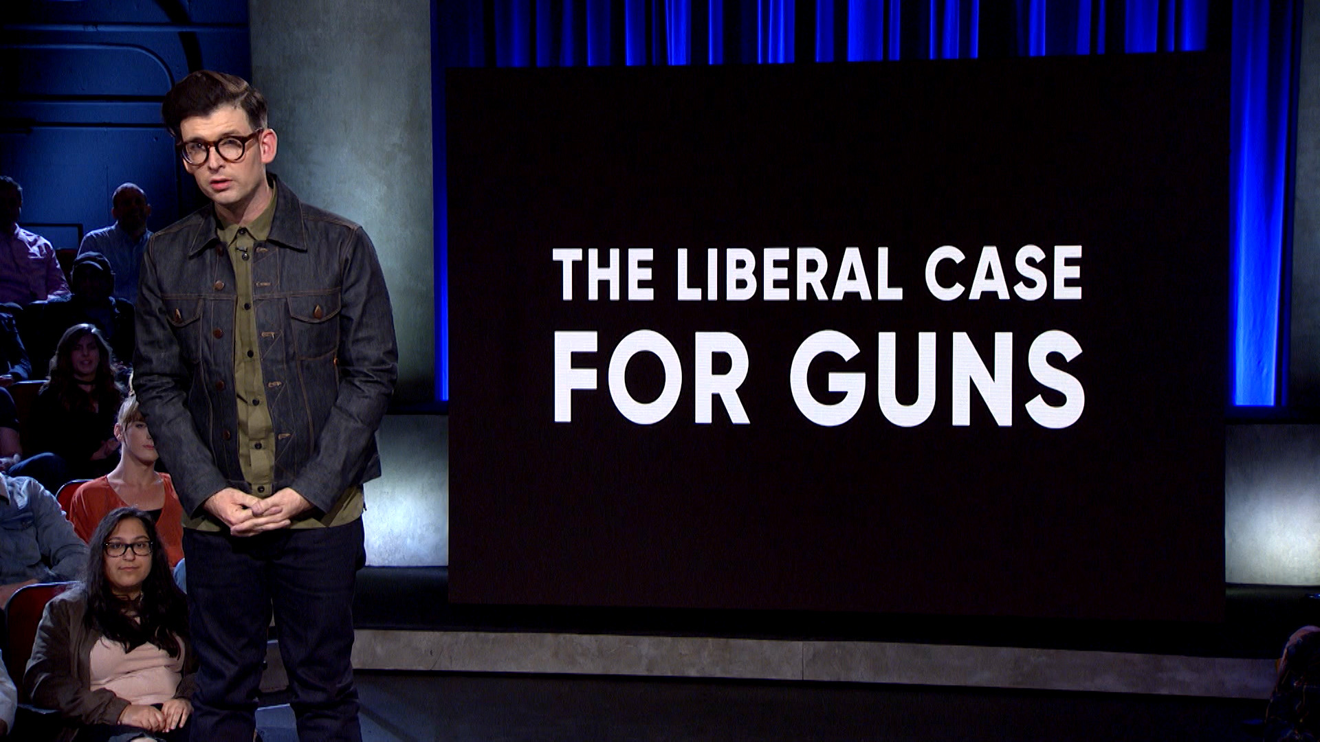 The Liberal Case for Guns