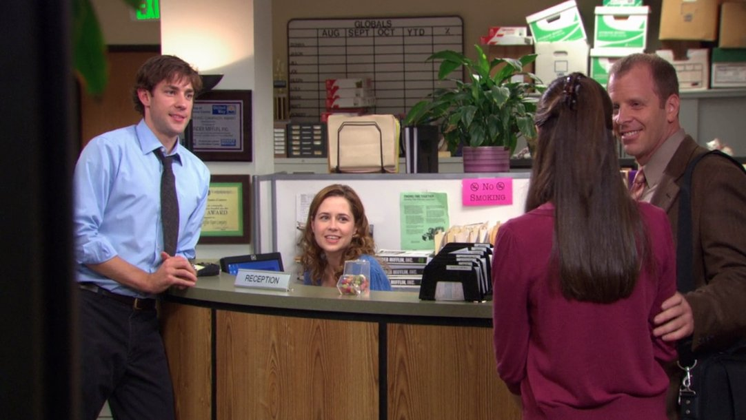 The Office - Season 4, Ep  4 - Dunder Mifflin Infinity