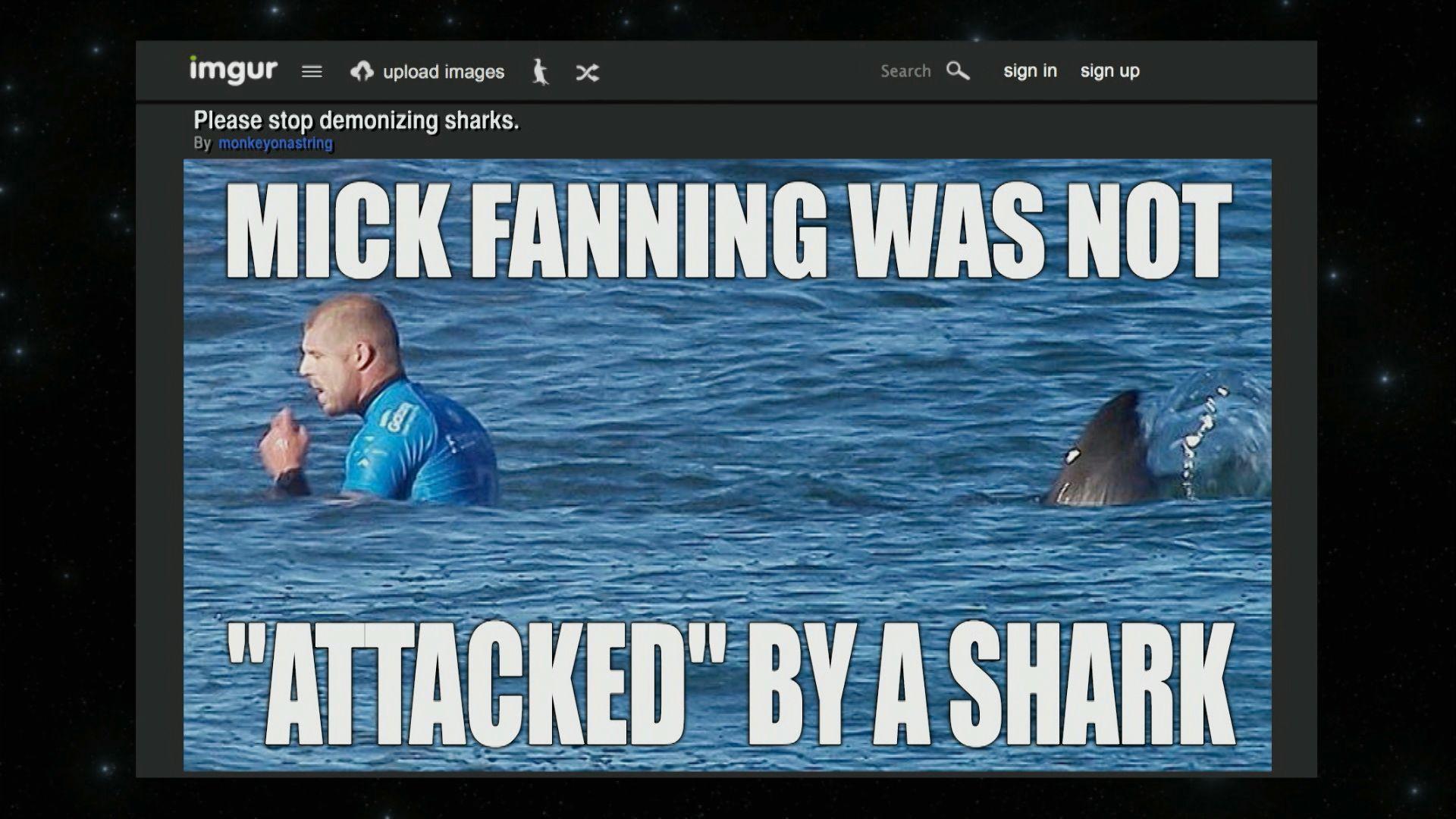Rapid Refresh - Dramatic Sound Effects & Shark Propaganda