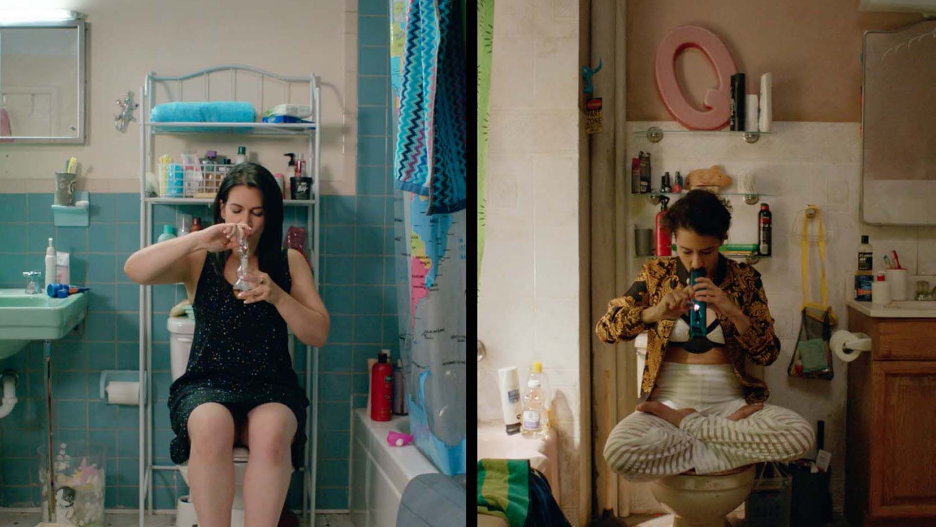 Four Seasons In The Bathroom Broad City Comedy Central