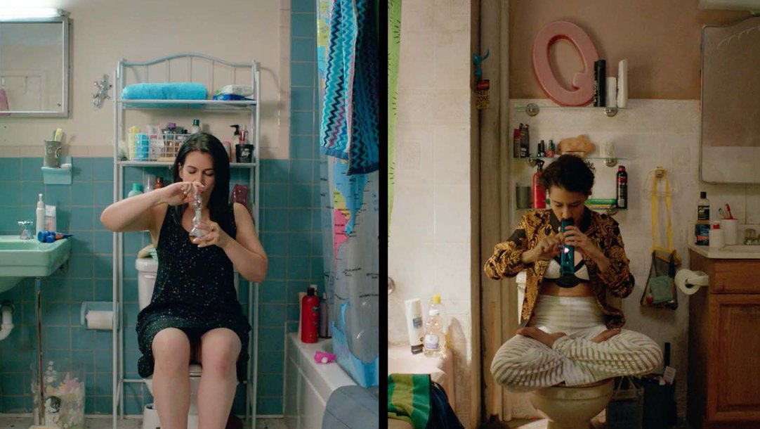 Four Seasons in the Bathroom - Broad City (Video Clip) | Comedy Central