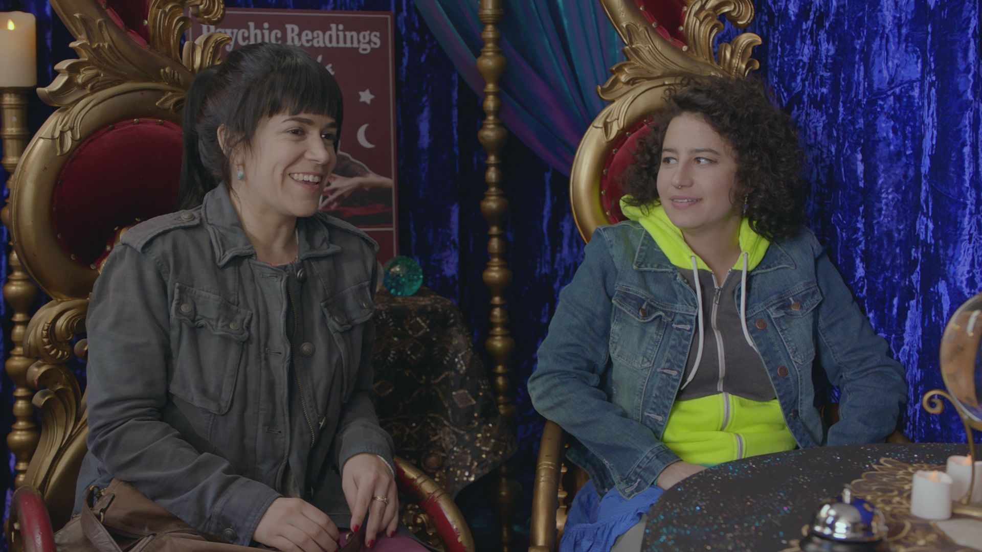 Broad City - Sliding Doors | Comedy Central