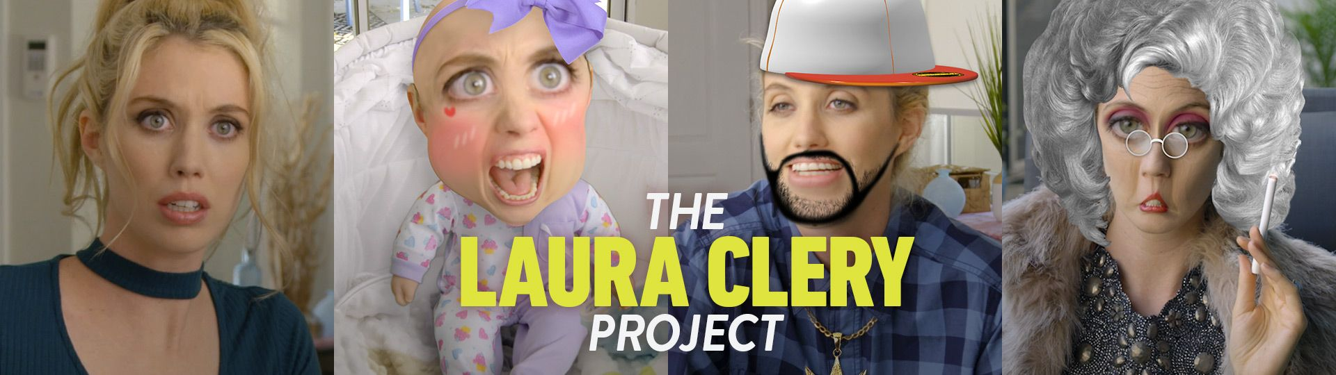 The Laura Clery Project on FREECABLE TV