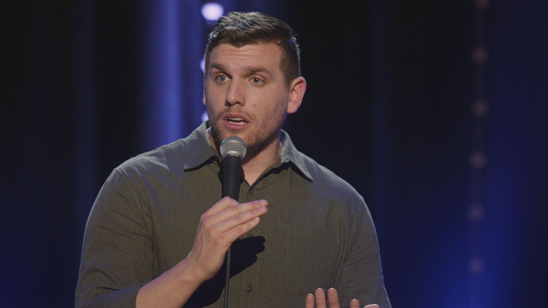 Chris Distefano: Size 38 Waist