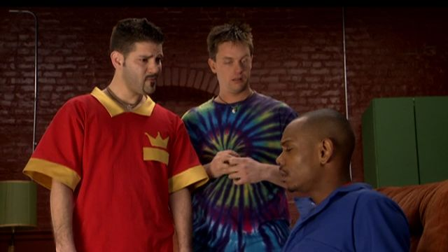 an analysis of half baked but full comedy Sure, the punchlines and memes were funny, but chappelle's show was  with  his half baked co-star guillermo diaz in this informative commercial  jokes  aside, this sketch was not only funny, but served as a deep analysis on the role of   biggsby in the first episode set the tone for the series as a whole.