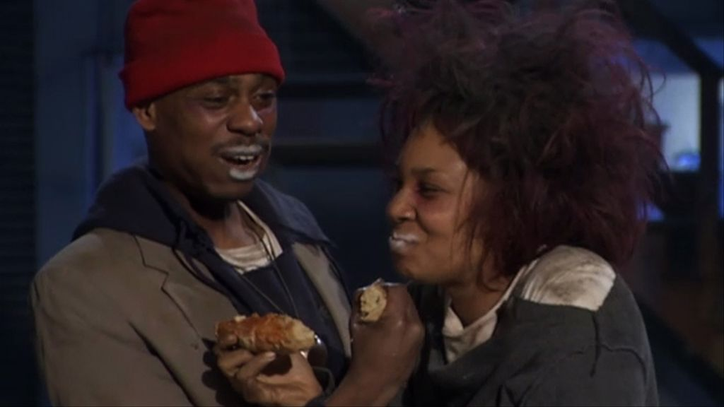 Dave Chappelle Characters