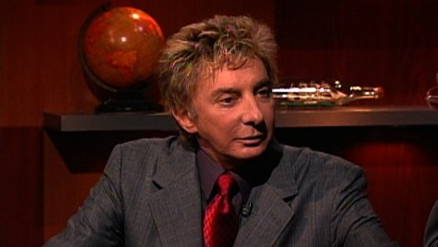 Barry Manilow The Colbert Report Video Clip Comedy Central