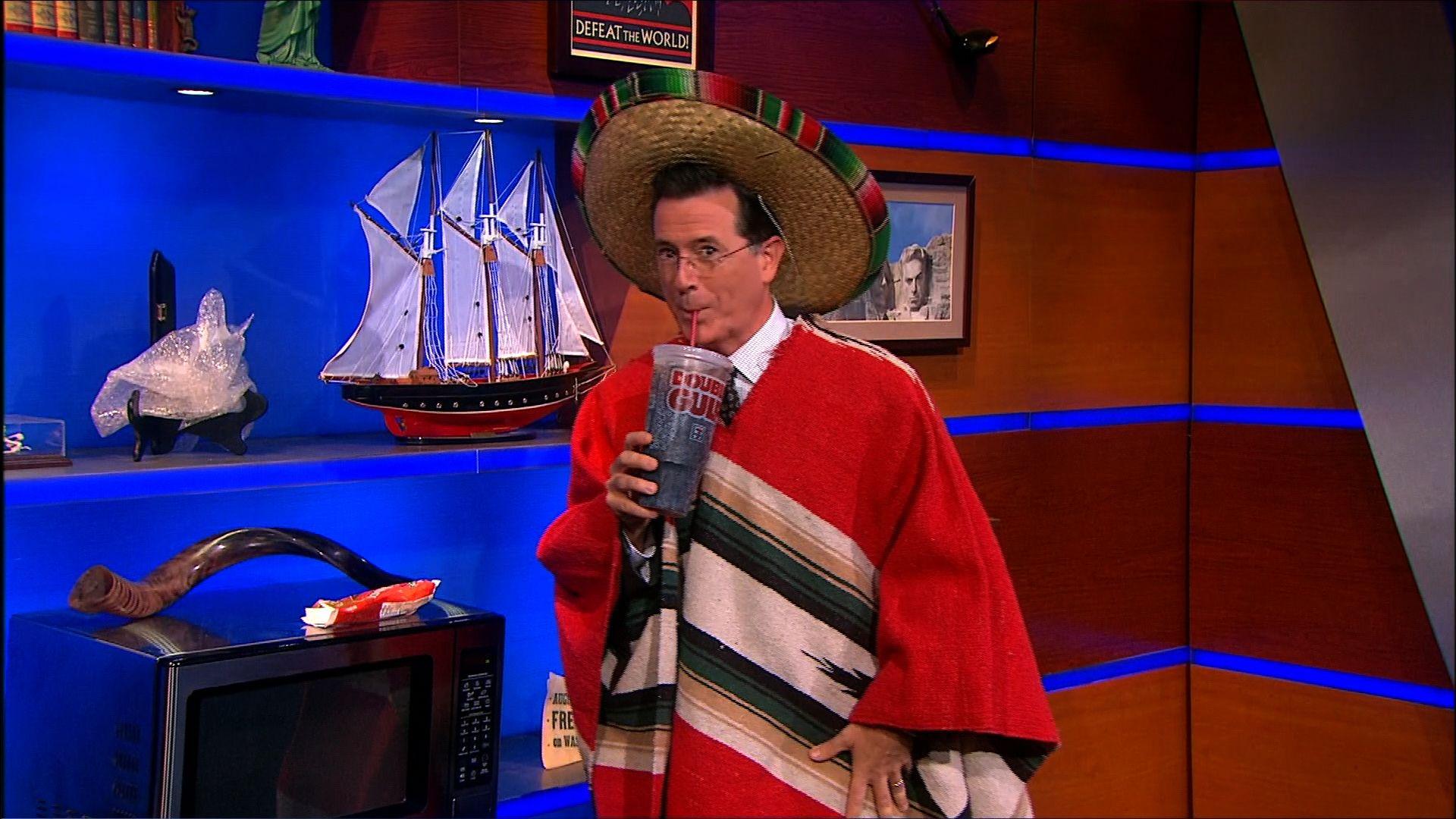 National Hispanic Heritage Month - The Colbert Report ...