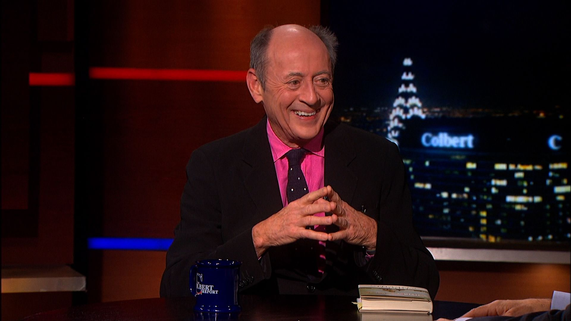 Billy Collins - The Colbert Report (Video Clip) | Comedy ...