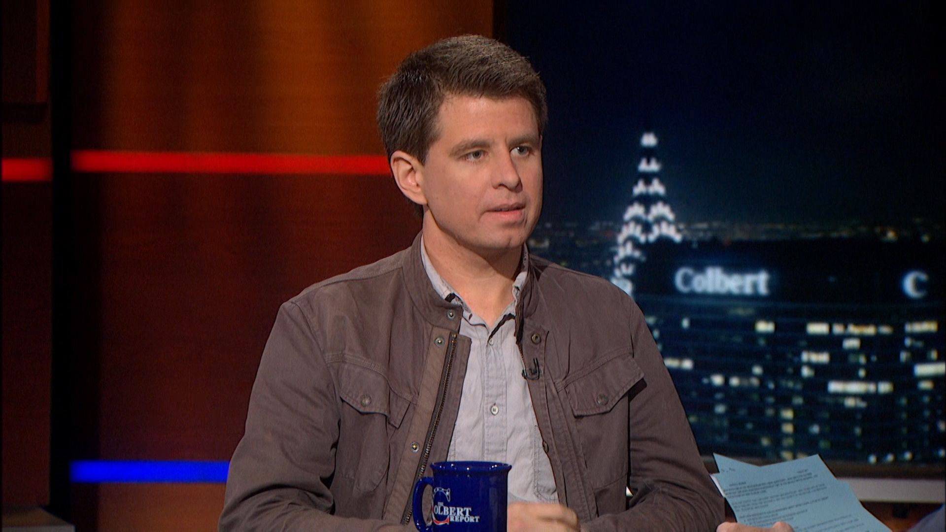 Randall Munroe - The Colbert Report (Video Clip) | Comedy