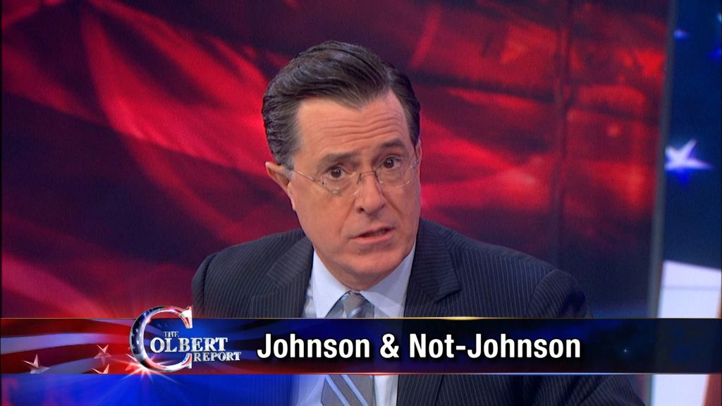 A Surprising Family Legacy Molecular >> Intro 11 6 14 The Colbert Report Video Clip Comedy Central