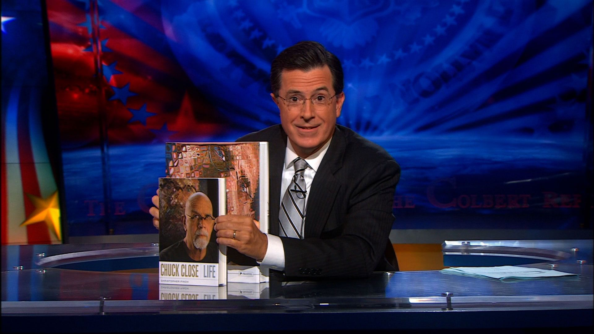 colbert report books Bill clinton books interview with stephen colbert segment will air on 'the colbert report' the week of april 8th.