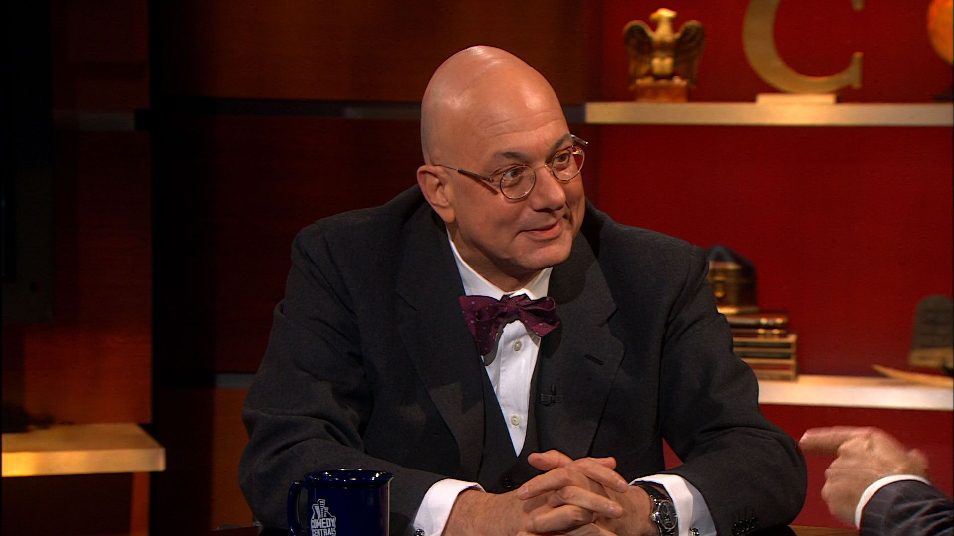 Leon Botstein - The Colbert Report (Video Clip) | Comedy