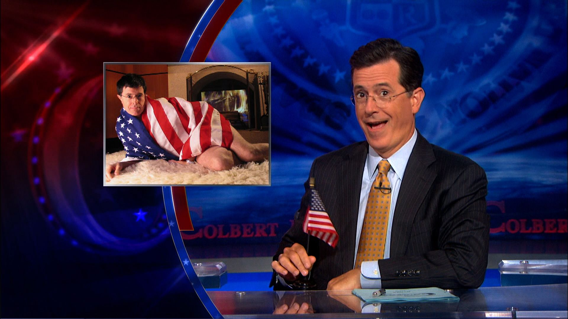 Flagworth 2012 - The Colbert Report (Video Clip) | Comedy ...