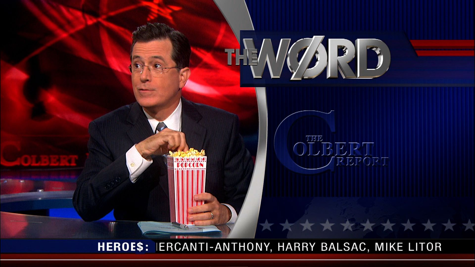 The The colbert report 2014 05 21