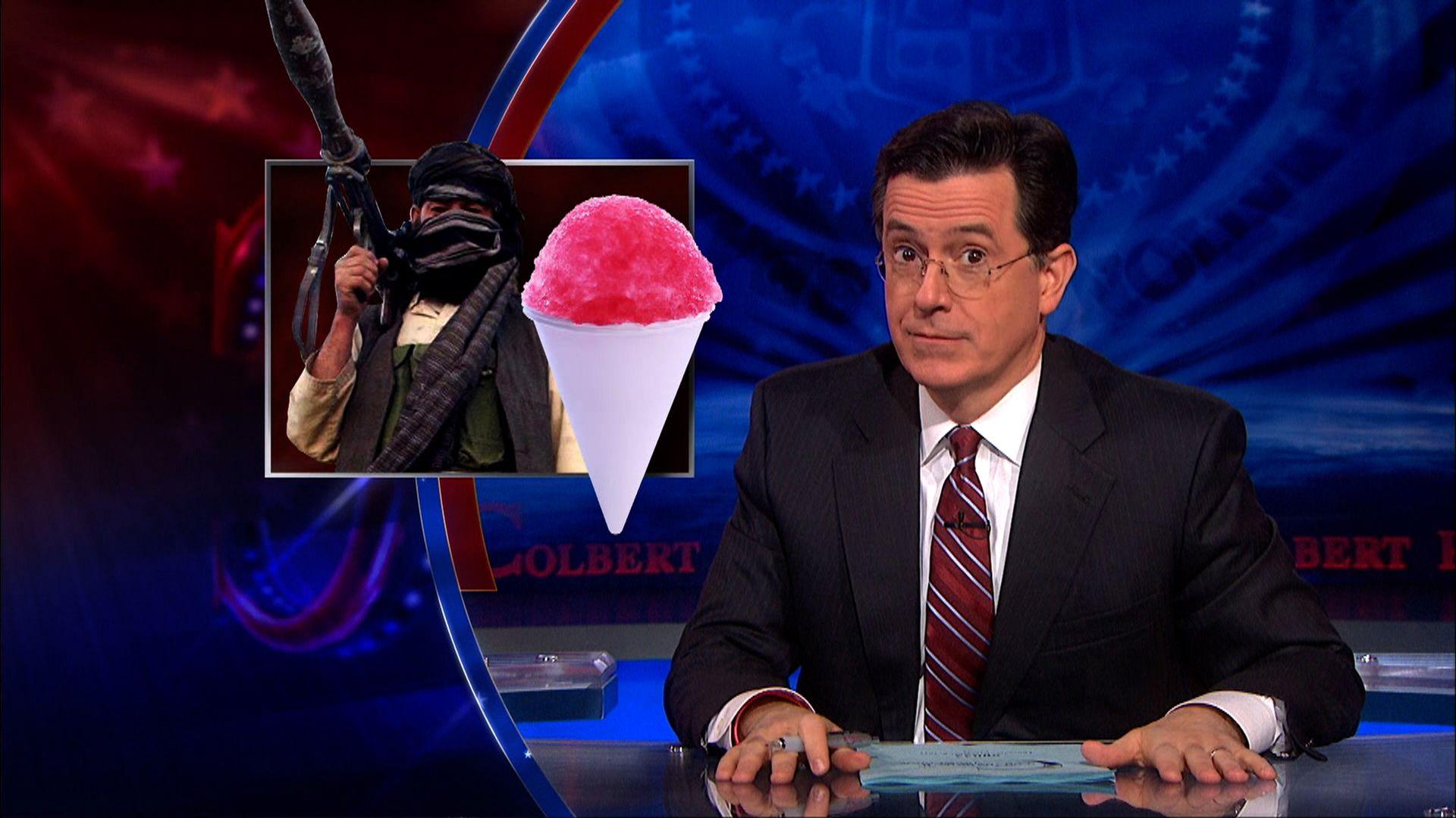 Michigan's Snow Cone Machines - The Colbert Report | Comedy Central