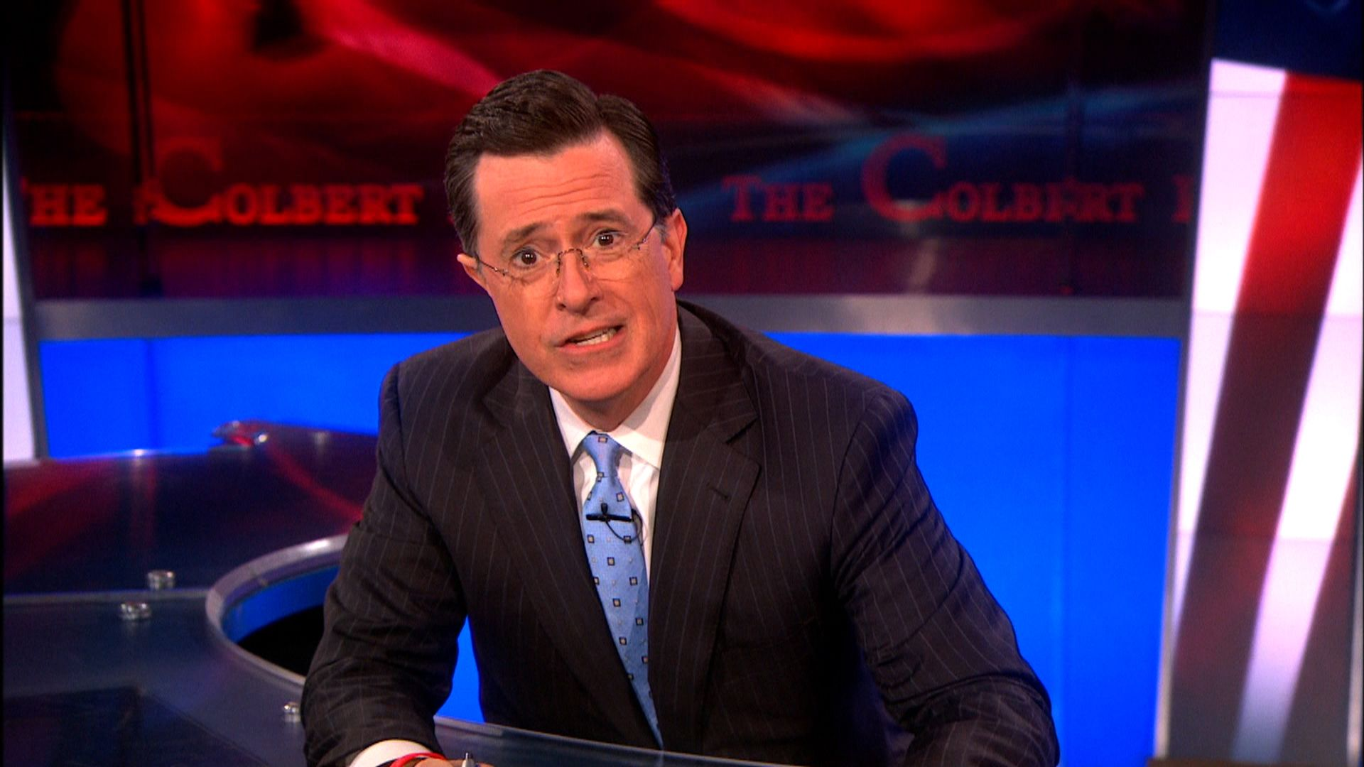 Intro 6 7 12 The Colbert Report Video Clip Comedy