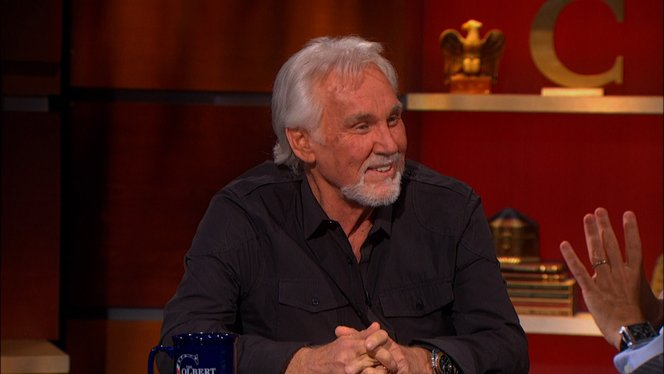 Kenny rogers the colbert report video clip comedy central m4hsunfo