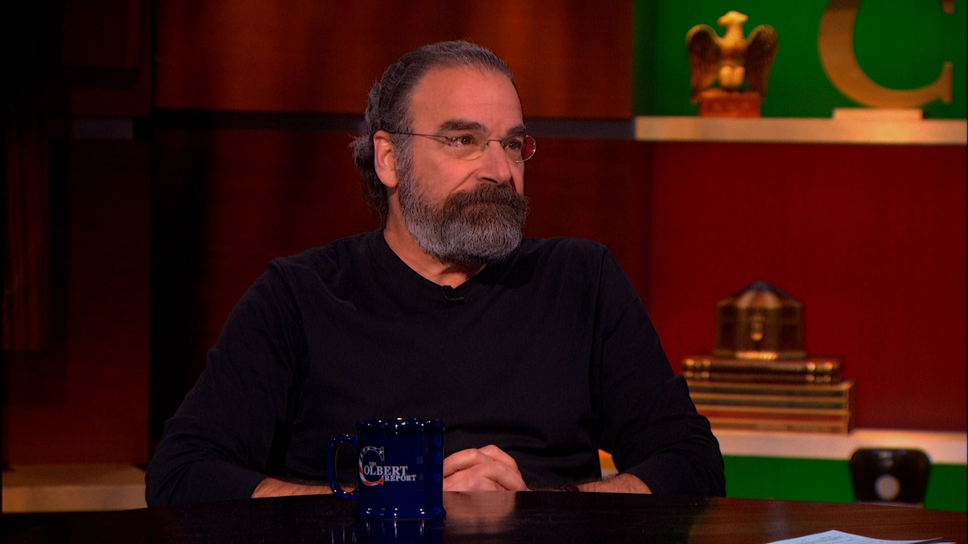 Mandy Patinkin - The Colbert Report (Video Clip) | Comedy ...