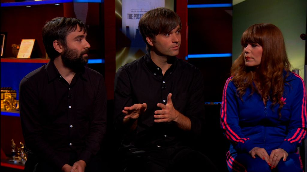 The Postal Service The Colbert Report Video Clip Comedy Central