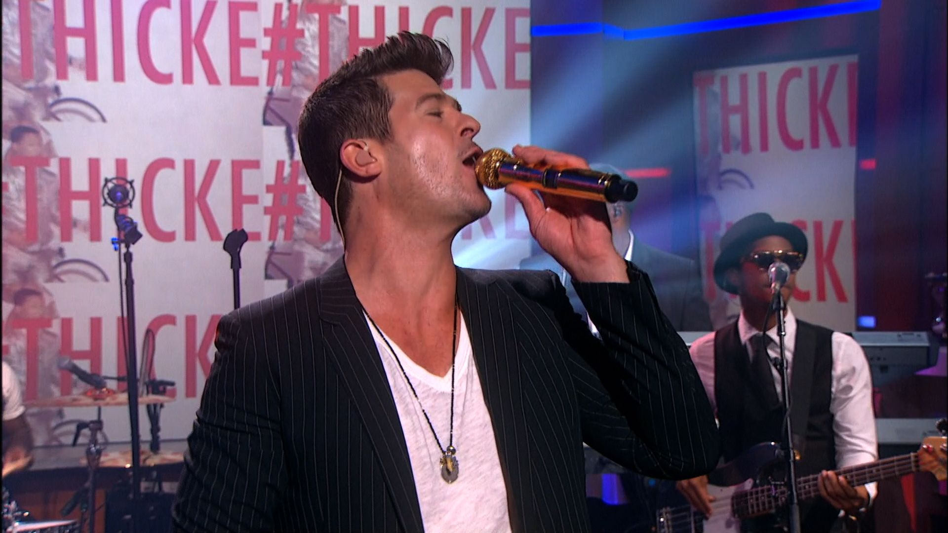 Stephest colbchella 013 robin thicke blurred lines the stephest colbchella 013 robin thicke blurred lines the colbert report video clip comedy central nvjuhfo Image collections