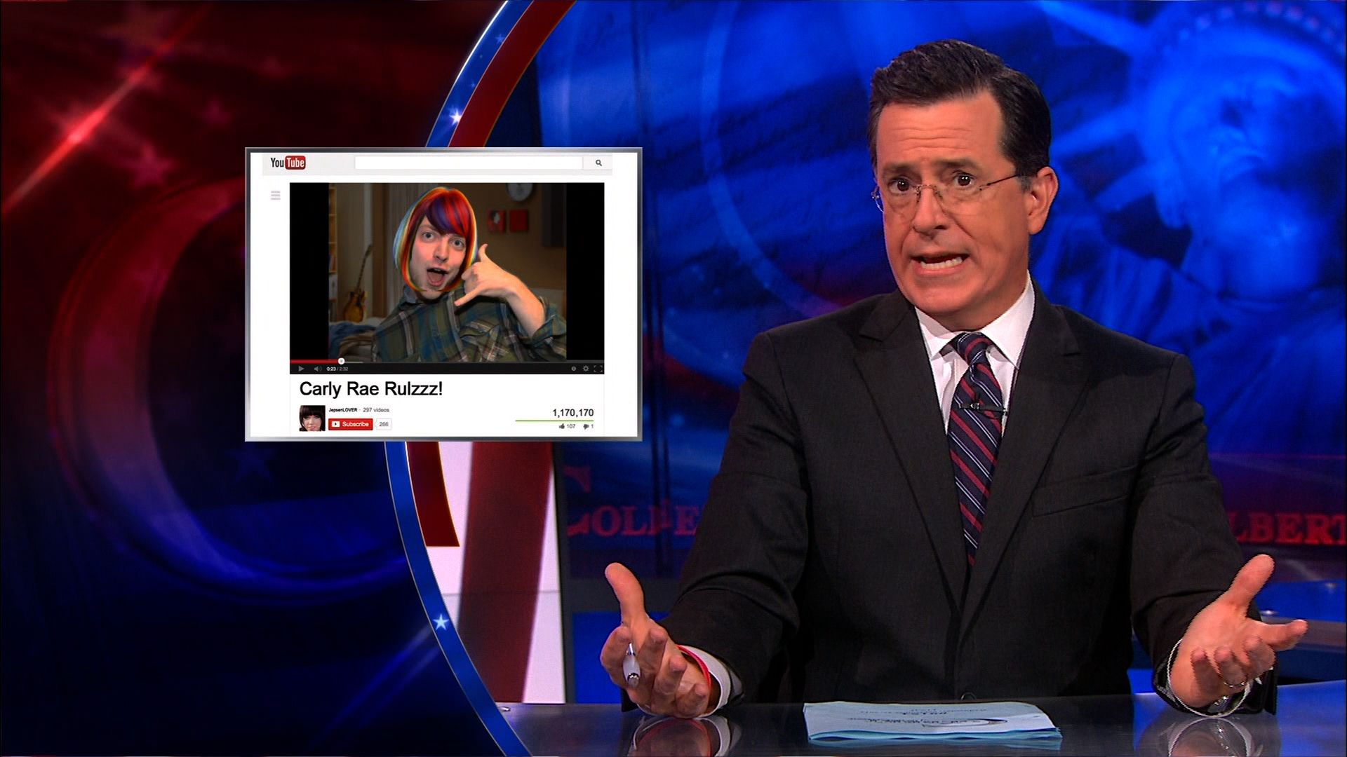 The Colbert Report Series Comedy Central Official Site ...