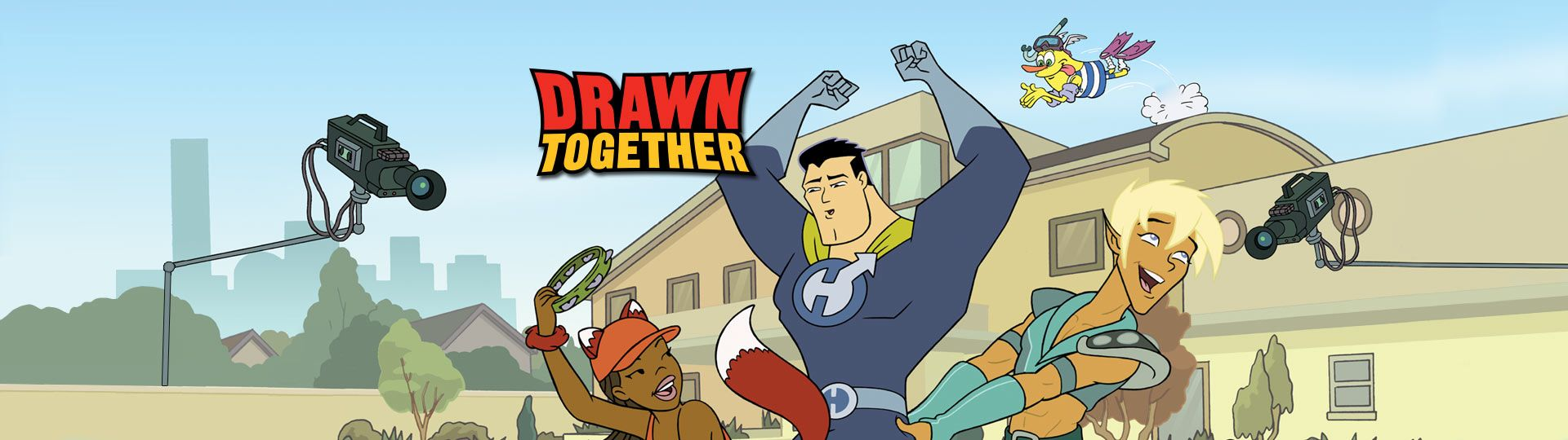 comedy central animated shows