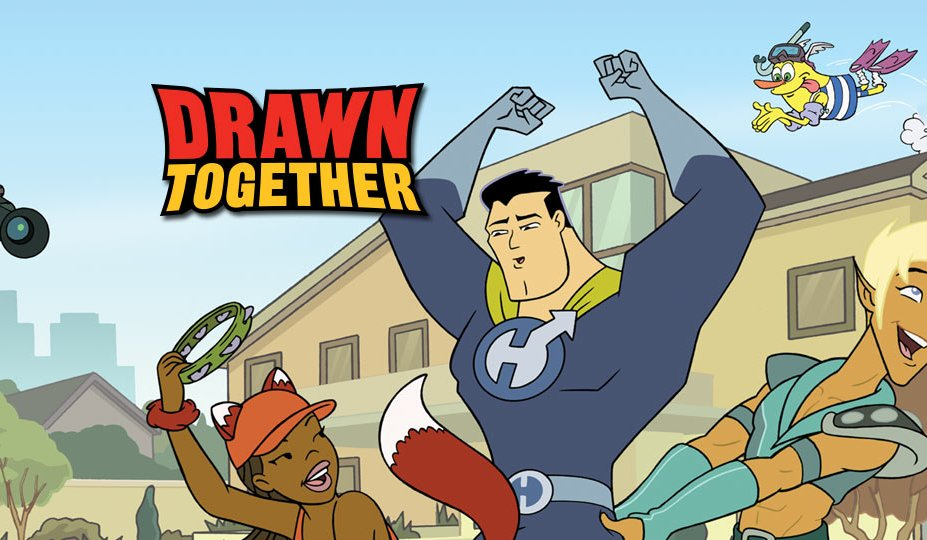 Drawn Together - Series | Comedy Central Official Site | CC com