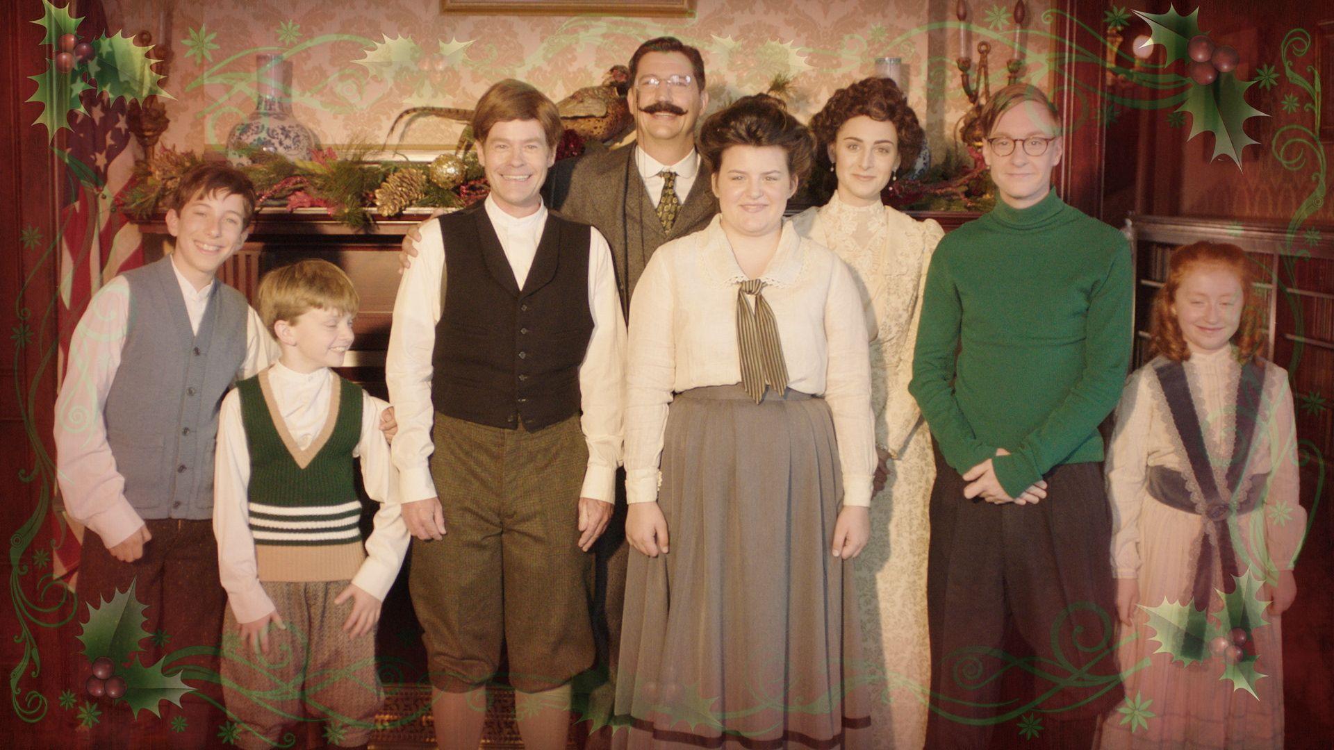drunk history christmas cast