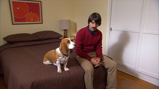 Bruce The Funny Dog Important Things With Demetri Martin Video